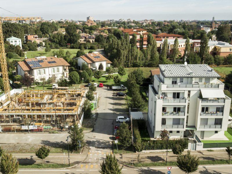 Bonacini Costruzioni S.r.l. Fabbricato residenziale